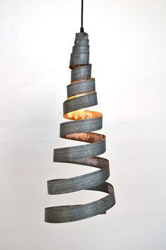 Wine Barrel Ring Hanging Pendant Light X by winecountrycraftsman