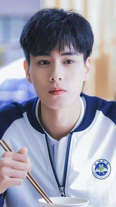 Handsome Korean Actors, Handsome Boys, Boys Like, Cute Boys, Cha Eun Woo, Kdrama, Chines Drama, A Love So Beautiful, Cute Actors