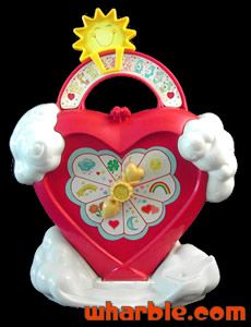 Care-A-Lot Playset...loved me some Care Bears!!