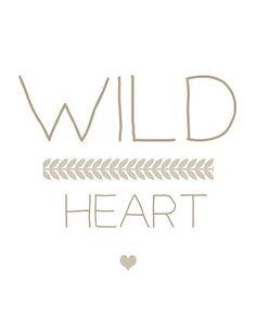 ➳➳➳☮American Hippie - Wild Heart