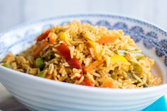 Cajun Vegetable Rice in the Instant Pot. I'll make this with quinoa.