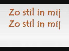 Van Dik Hout - Stil in mij (with lyrics)