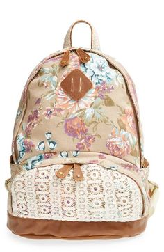 nila anthony floral print backpack available at nordstrom