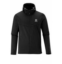 **SALE** The Cruz Hoodie by Salomon not only looks good - it is just designed to keep you warm. With brushed fleece on the inside and a smooth exterior make this hooded top to your great companion for travel or day hikes in cool weather. since 1947 Salomon develop innovative products to enhance the performance of athletes ever. From the outset performance in the foreground - that is our philosophy for the future. Ski Fashion, Spring Fashion, Mens Fashion, Innovative Products, Sport, Looks Cool, Athletes, Nike Jacket, Philosophy