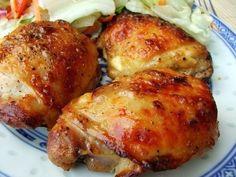 Куриные бедрышки: 5 вкусных рецептов с продуктом / Простые рецепты