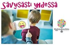 Sävyisästi yhdessä » Mediakasvatus Media Literacy, Mindfulness, Classroom, Education, School, Cards, Therapy, Maps, Educational Illustrations