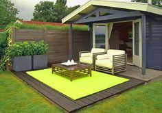 simple deck design