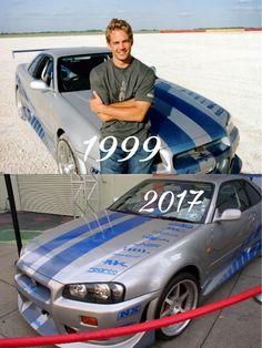 Nissan Gtr Nismo, R34 Gtr, Nissan Silvia, Paul Walker Car, Fast And Furious Actors, Tactical Truck, Toyota Supra Mk4, Street Racing Cars, Custom Hot Wheels