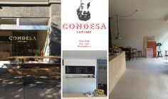 CONDESA - check out our latest favorite hot spot in Stuttgart