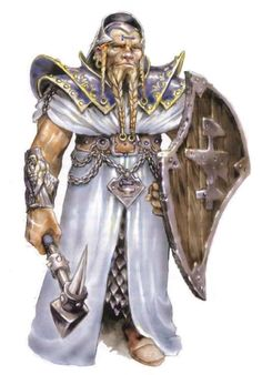 hill dwarf cleric - Google Search