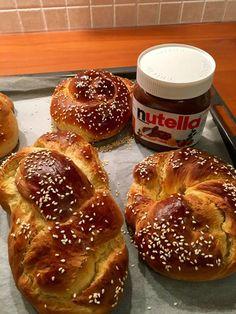 Pretzel Bites, Doughnut, Kai, Bread, Desserts, Recipes, Food, Tailgate Desserts, Deserts