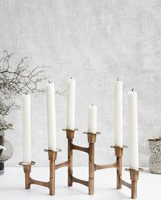 Kerzenständer Move One Size