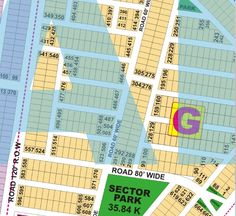 Mont Gate | Lahore DHA Phase 9 (Prism) Residential Plot (Pair) for sale G Block
