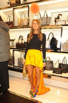An ode to Anna Dello Russo's Spectacularly Quirky Style | Only Anna can pull off an over sized pom pom party hat