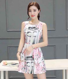 Dress Brokat Pendek Cantik Untuk Pesta Model Terbaru A3000 Baju