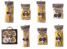 "Premium dry pasta from the city of Gragnano, located in the province of Naples, Italy, and known as the ""Citta della Pasta"" (City of Pasta) is reputed to be the birthplace of dry pasta.  To learn more about this unique pasta visit our online store @ http://zarasdeli.com/product-category/pasta-rice/la-fabbrica-della-pasta-di-gragnano/."