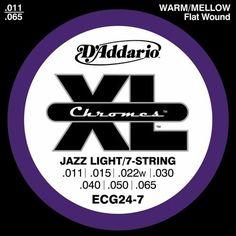 Świetne struny do jazzu R&B