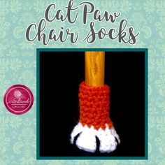Because orange cars rule! Crochet Ideas, Crochet Patterns, Orange Cars, Chair Socks, Christmas Gifts, Christmas Ornaments, Cat Paws, Custom Items, Hand Crochet