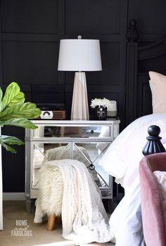 Index - HomeGoods Furniture Makeover, Home Furniture, Furniture Design, Living Room Decor, Bedroom Decor, Bedroom Ideas, Master Bedroom, Fireplace Lighting, Interior Decorating