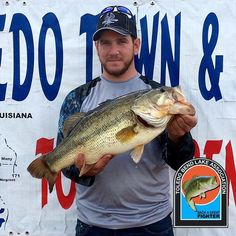 Frank Canizaro, Jr. of Mansfield, LA caught this 10.55 lb fish on January 11, 2017 and weighed it in at Toledo Town and Tackle Congratulations on your catch. This is fish number 026 for the May 2016 to May 2017 year.