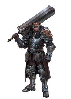 160504 bear armor, Sora Kim on ArtStation at https://www.artstation.com/artwork/JPveA