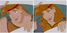 Boy or girl, Hercules still looks very attractive.