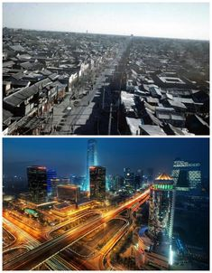 10 world cities that have changed beyond recognition - Dubai, Nairobi, Machu Picchu, Hong Kong, Australia, Beijing China, World Cities, Paris, How To Run Faster
