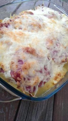 Rizzsel rakott tepsis karfiol Mashed Potatoes, Food And Drink, Ethnic Recipes, Whipped Potatoes, Smash Potatoes, Shredded Potatoes