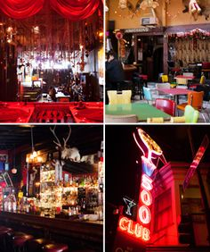 25 Of The Buzziest Dive Bars In S.F. - I'm a sucker for a good dive bar and I absolutely love SF