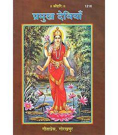 Pramukh Deviyan - Prominent Hindu Goddesses In Hindi Indian Goddess, Goddess Lakshmi, Saraswati Photo, Kali Statue, Ganesh Photo, Vaishno Devi, Gayatri Mantra, Good Morning Flowers, Hindu Deities