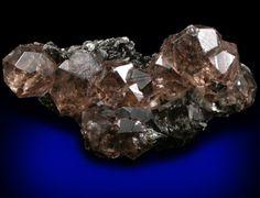 Grossular Garnet from Jeffrey Mine, Asbestos, Quebec, Canada