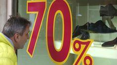 Slovenské obchody spustili povianočné výpredaje. Lákajú na vysoké zľavy