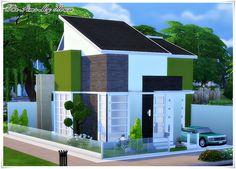 The Sims-My House : #0031 Casa Boulevard