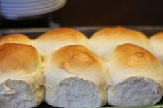 What do you do when you need dinner rolls soon, and want them to be homemade, AND you need them asap? MAKE THIS RECIPE and pull hot, fluffy rolls out of the oven in about 30 minutes. I've long been a fan of my breadmaker. It takes all the work out of bread and pizza dough, and turns out a consistent product every time. BUT, it takes an hour and a half to be ready to pull out and shape/bake - and then needs to be given more time to rise.... and I needed them (and dinner) to be ready