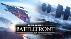 Star Wars Battlefront BETA News: Sullust Map in Multiplayer Drop Zone! E...