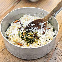 Zitronenrisotto Rezept | Küchengötter