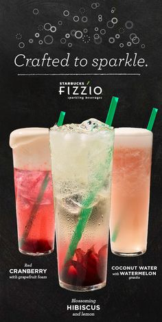 Starbucks Fizzio Singapore Promotion 11 to 31 Jul 2016 Bubble Tea Shop, Bubble Milk Tea, Drink Menu, Food And Drink, Juice Bar Design, Restaurant Poster, Food Menu Design, Snacks Saludables, Coffee Menu
