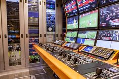"""HD Broadcast GmbH, a major German provider of live production and outside broadcasting (OB) services, has upgraded its """"HD1"""" mobile production truck with #RIEDEL Communications' MediorNet and MicroN."""