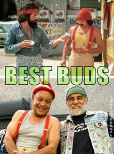 Legends! cheech and chong