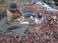 Duluth bedroll camp