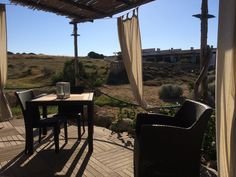 Patio...countryside view..relax