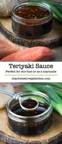 My version of the traditional teriyaki sauce - perfect as a stir-fry sauce or marinade and ready in just a few minutes.