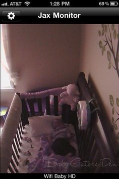 My favorite baby gadget: Wifi Baby Monitor