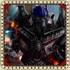 GO Optimus!!!