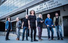 """Sopa de Cabra: """"Hi ha grups en català per omplir dos dies el Palau Sant Jordi"""", 6 de Juny 2016"""