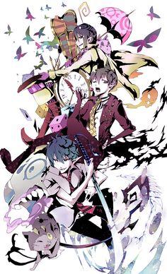 Rin || Amaimon || Mephisto