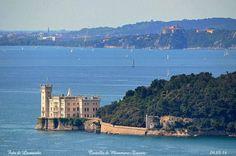 castello Miramare,Trieste