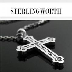 `Cross` Necklace