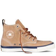 Converse - Chuck Taylor Classic Boot - Hi - Tan