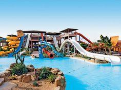 4*-hotel Jungle Aqua Park -  Egypte